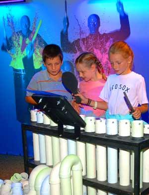 Orlando Science Center Blue Man Group