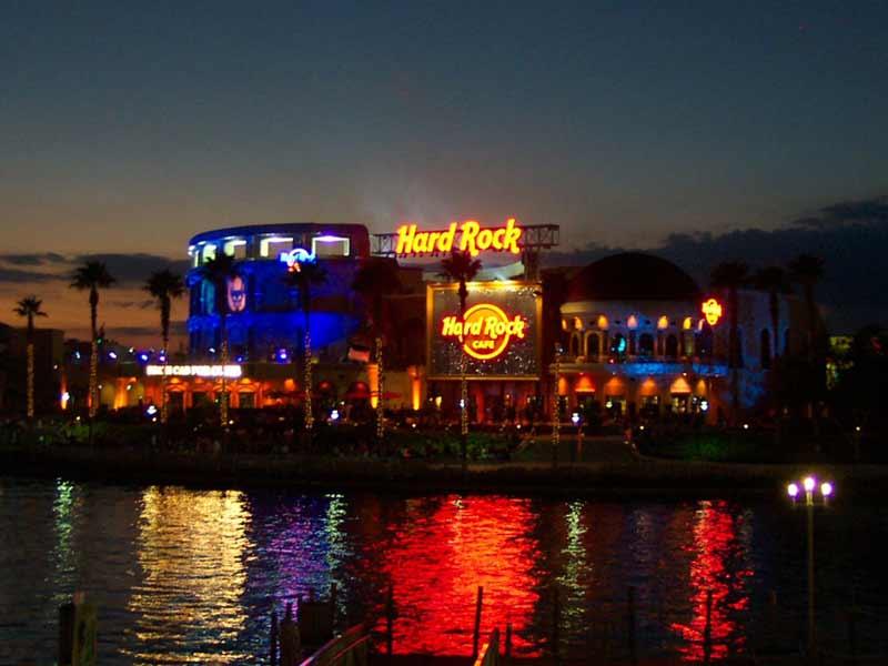 Universal's Citywalk Hard Rock Cafe