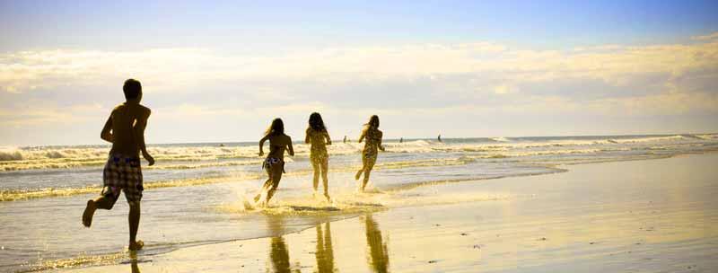 Cocoa Beach - Having Fun