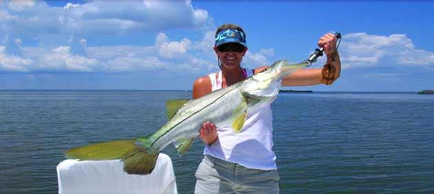 Daytona Beach Fishing Snook