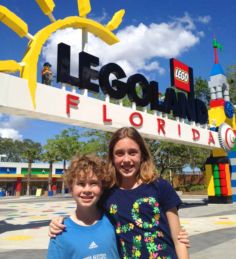 Orlando Attractions Fun photo LegoLand
