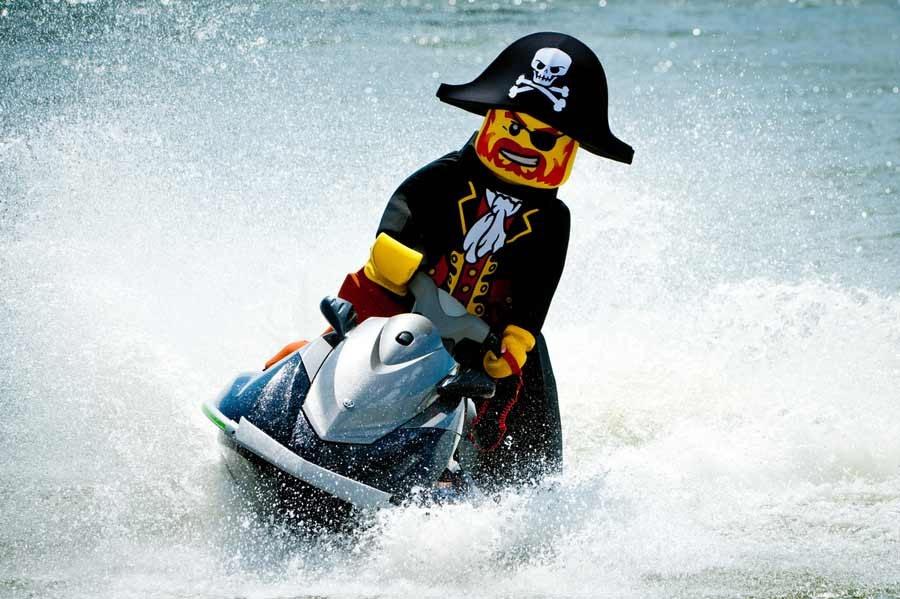 LEGOLAND Water Pirate