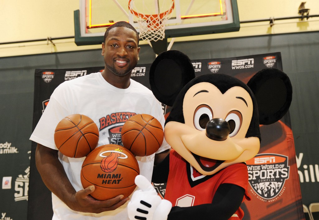 Disney Wide World of Sports Miami Heat