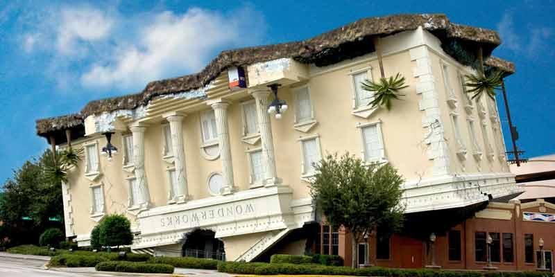 WonderWorks Orlando Family Attraction | 100+ Hands-on Science Exhibits