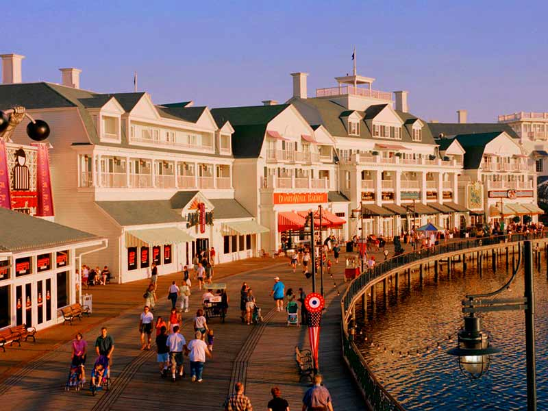 Disney's Boardwalk orlando florida