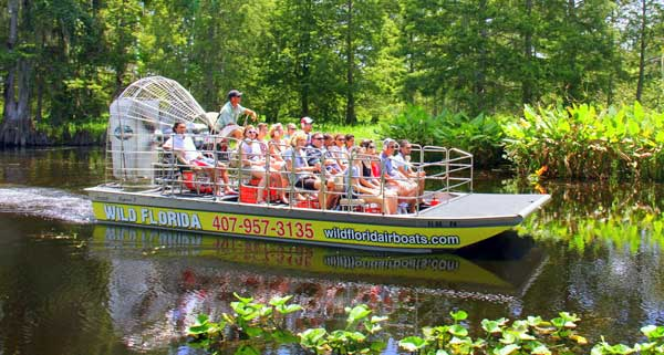 Wild Florida Airboat Tours