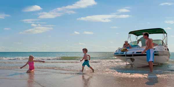 Family Beach Marco Island