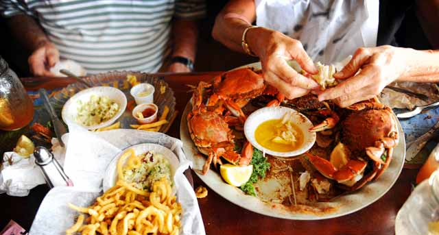 CITRUS COUNTY Crystal River Dining