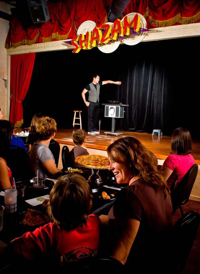 Outta Control Comedy Magic Dinner Show