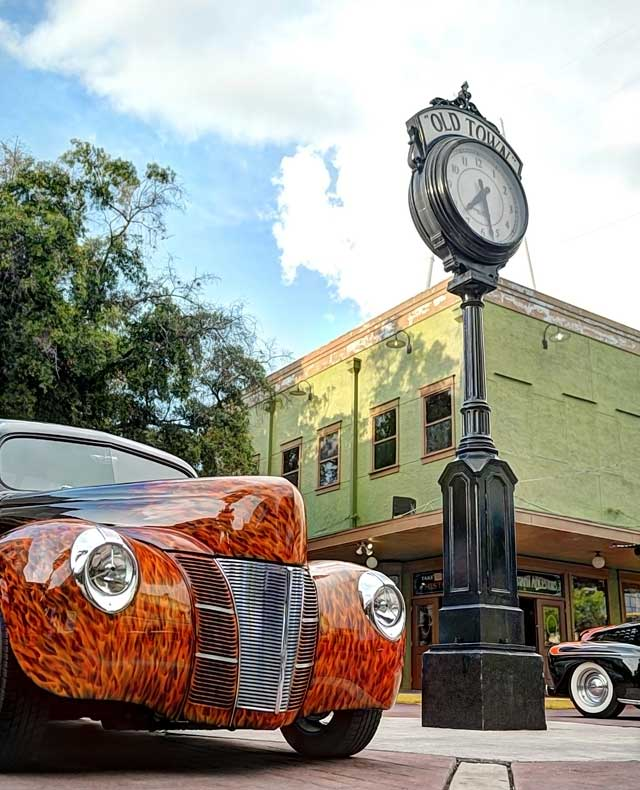 Old Town USA Car Cruise