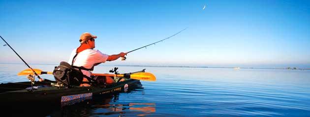 Fort Myers Sanibel Kayak fishing