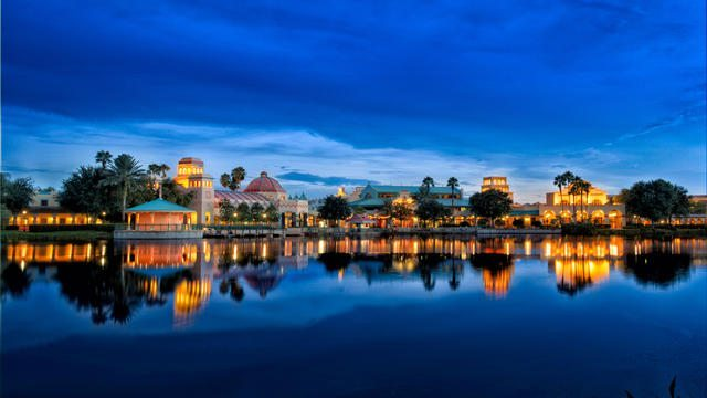 Walt Disney Hotel coronado-springs-resort