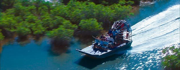 Naples Everglades Airboat