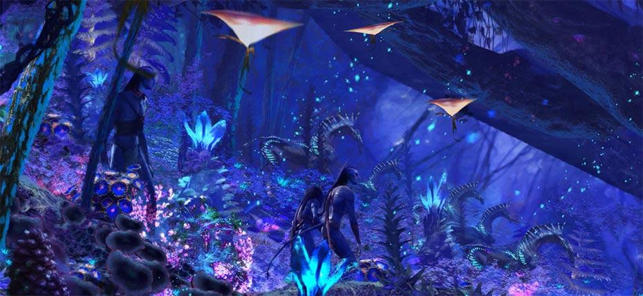 Disney Avatar Pandora