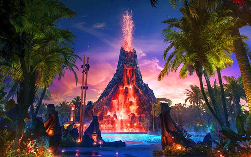 universals volcano bay krakatau