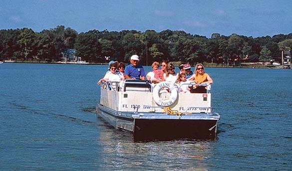 Winter Park Scenic Boat Tour