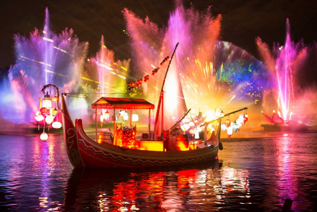 Animal Kingdom After Hours Rivers Of Light Show