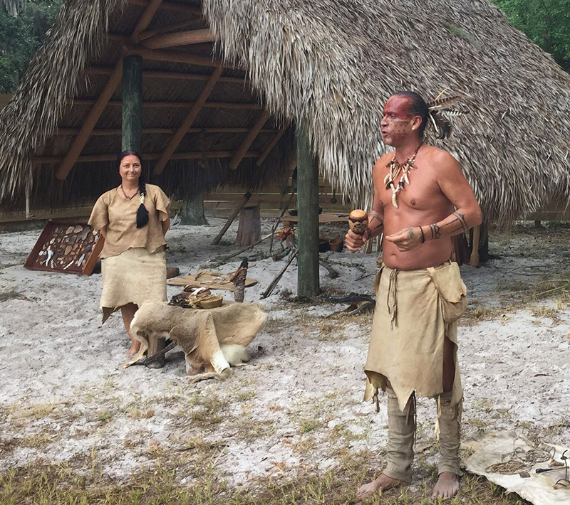 Boggy Creek Native Americans