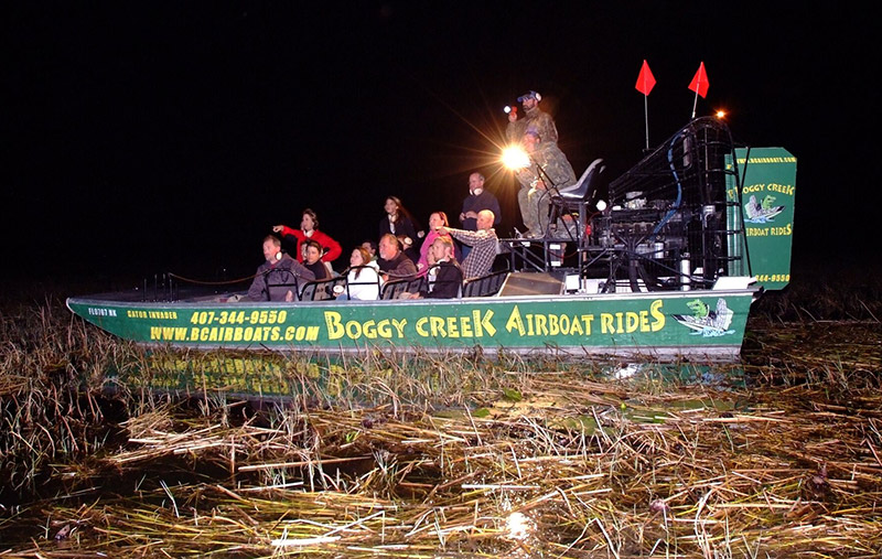 Boggy Creek Airboat Adventures