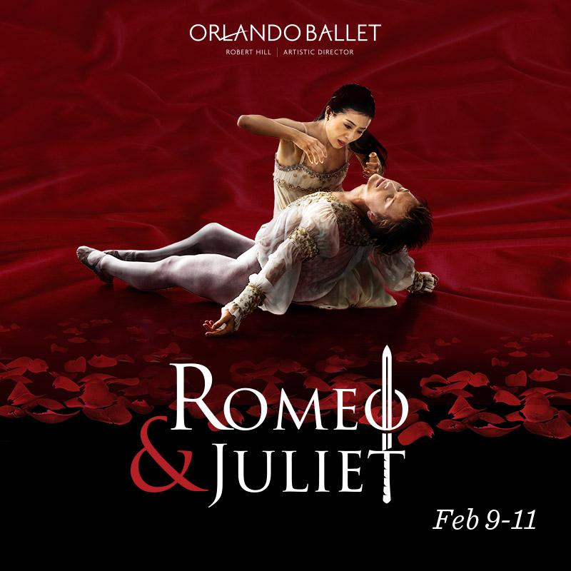 Orlando Ballet Romeo & Juliet