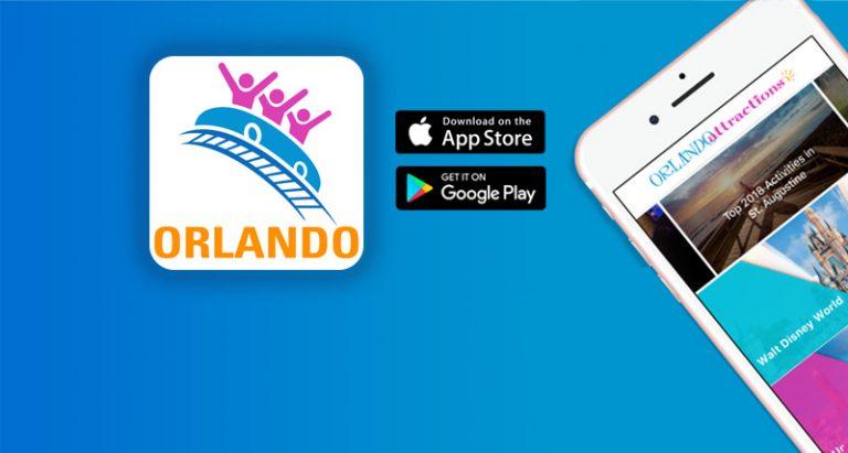 Orlando Attractions App
