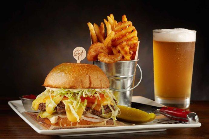 Fieri Burger & beer
