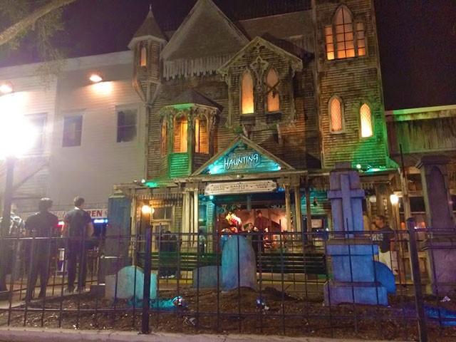 Old Town USA Halloween