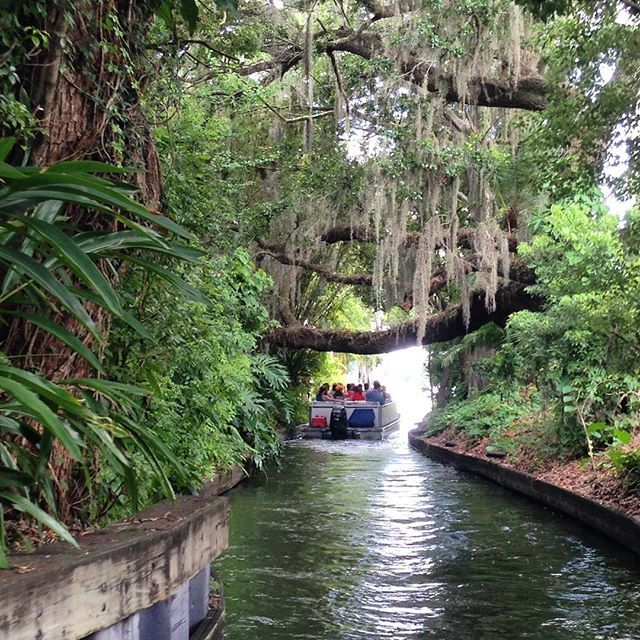 Winter Park Boat Tour