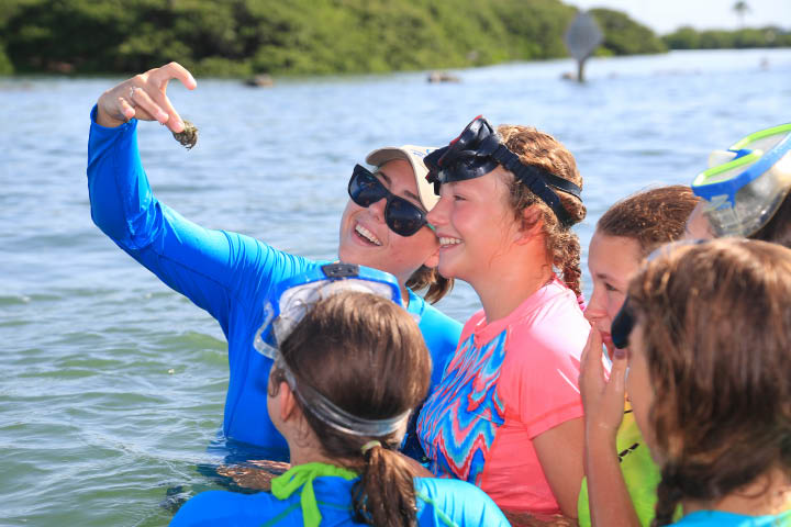 Clearwater Marine Aquarium kids camp