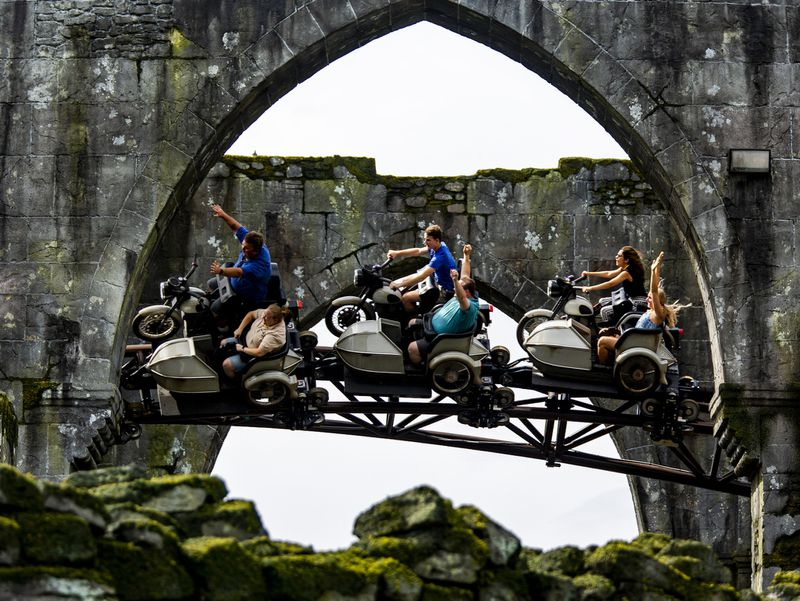 Universal Orlando: New roller coaster features Hagrid, creatures, high-speed stretches, surprises