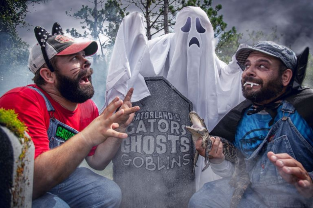 Gators, Ghosts, and Goblins is Back