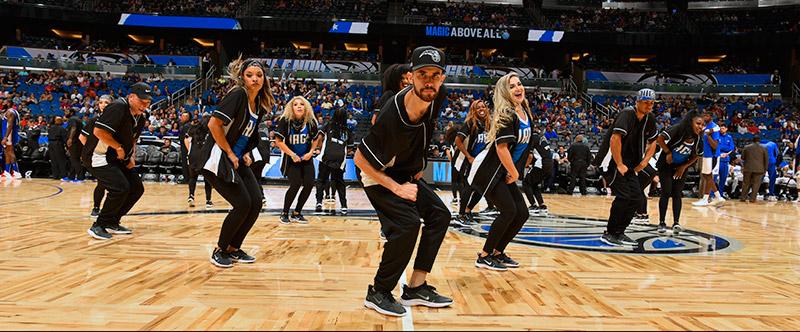 Orlando Magic Dance Team