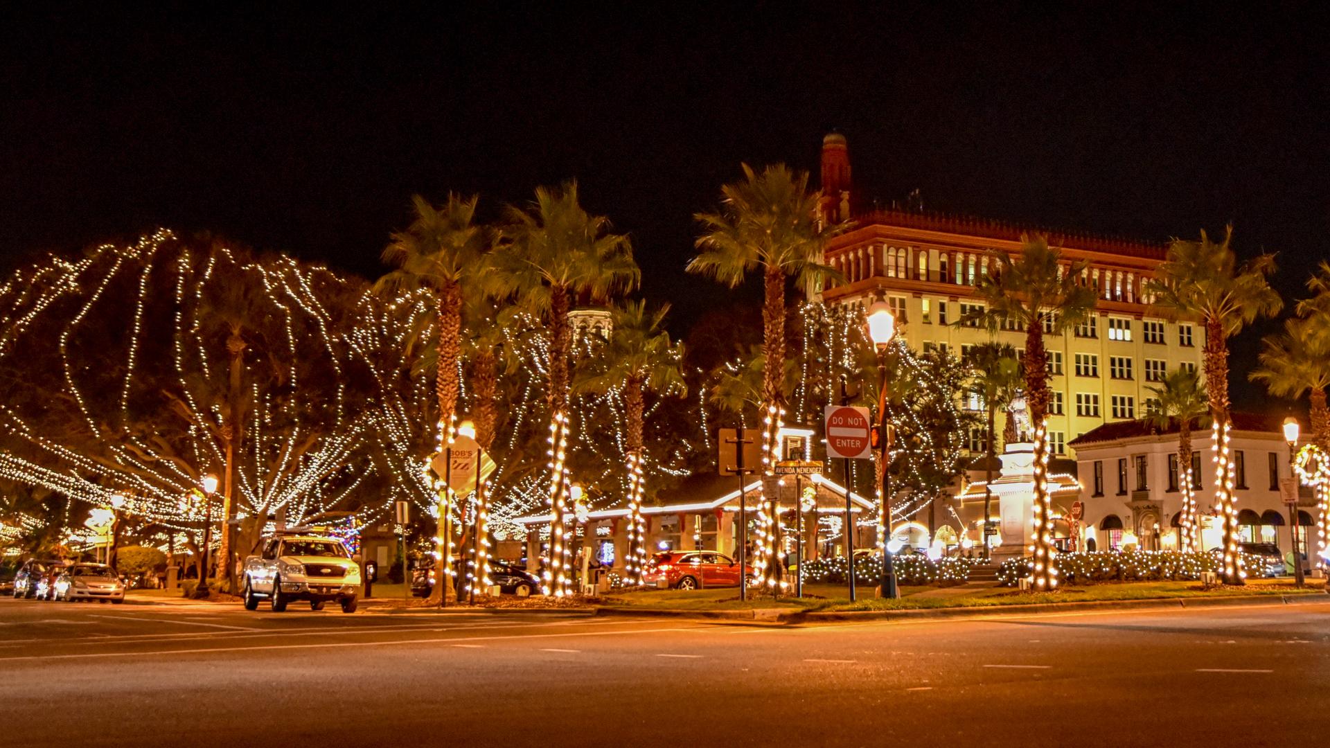 Nights of Lights Plaza