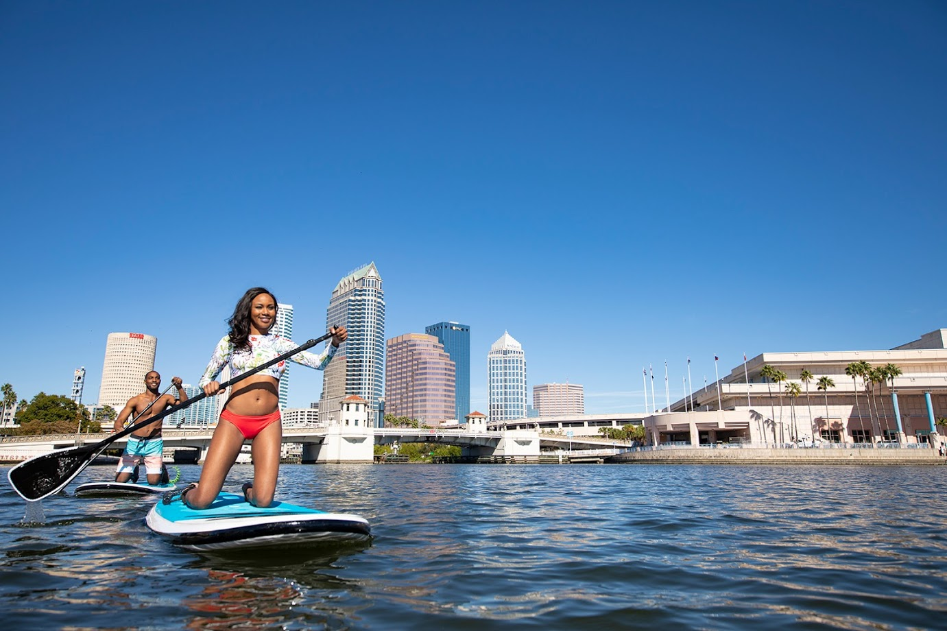 Tampa paddleboards