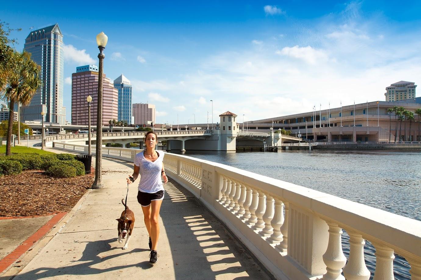 Tampa running