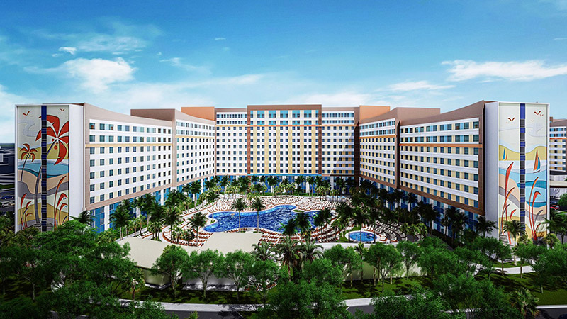 Universal dockside Inn