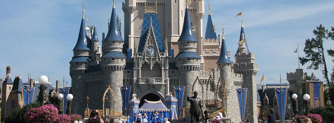 disney world castle magic kingdom