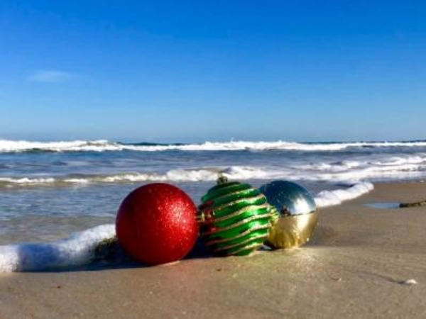 Flagler beaches Christmas