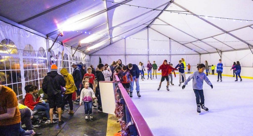 Eustis Ice Skate