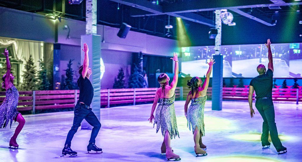 Leesburg Ice Skating