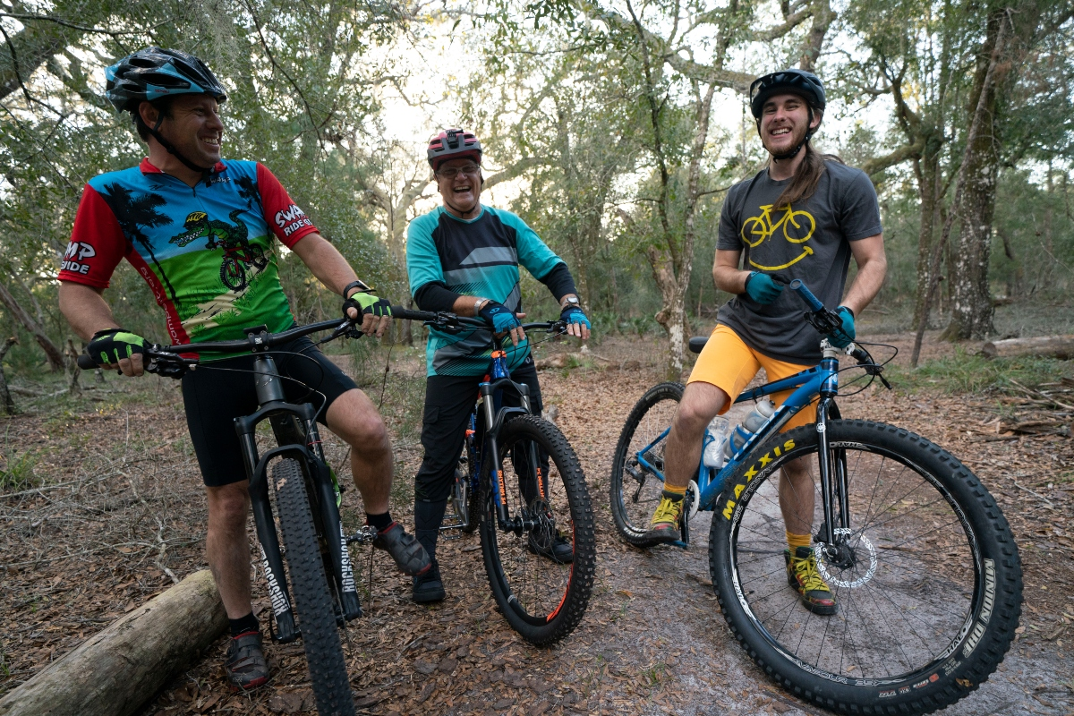 SPorts COast Mountain Biking