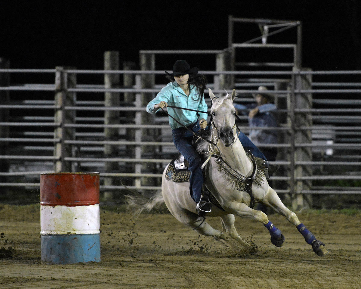 A Real  Rodeo & Your Chance To Play Cowboy