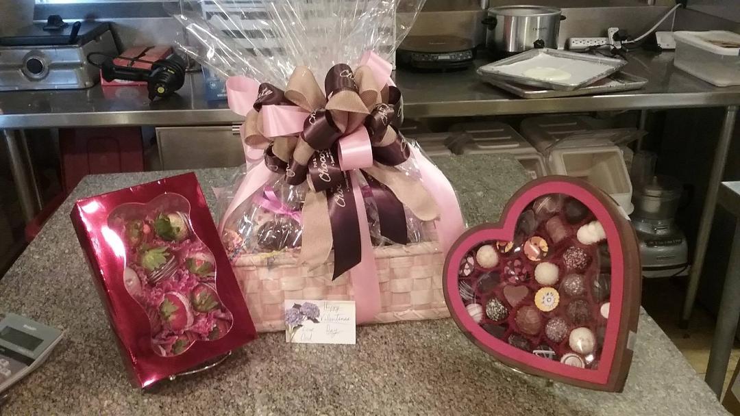 vday chocolates
