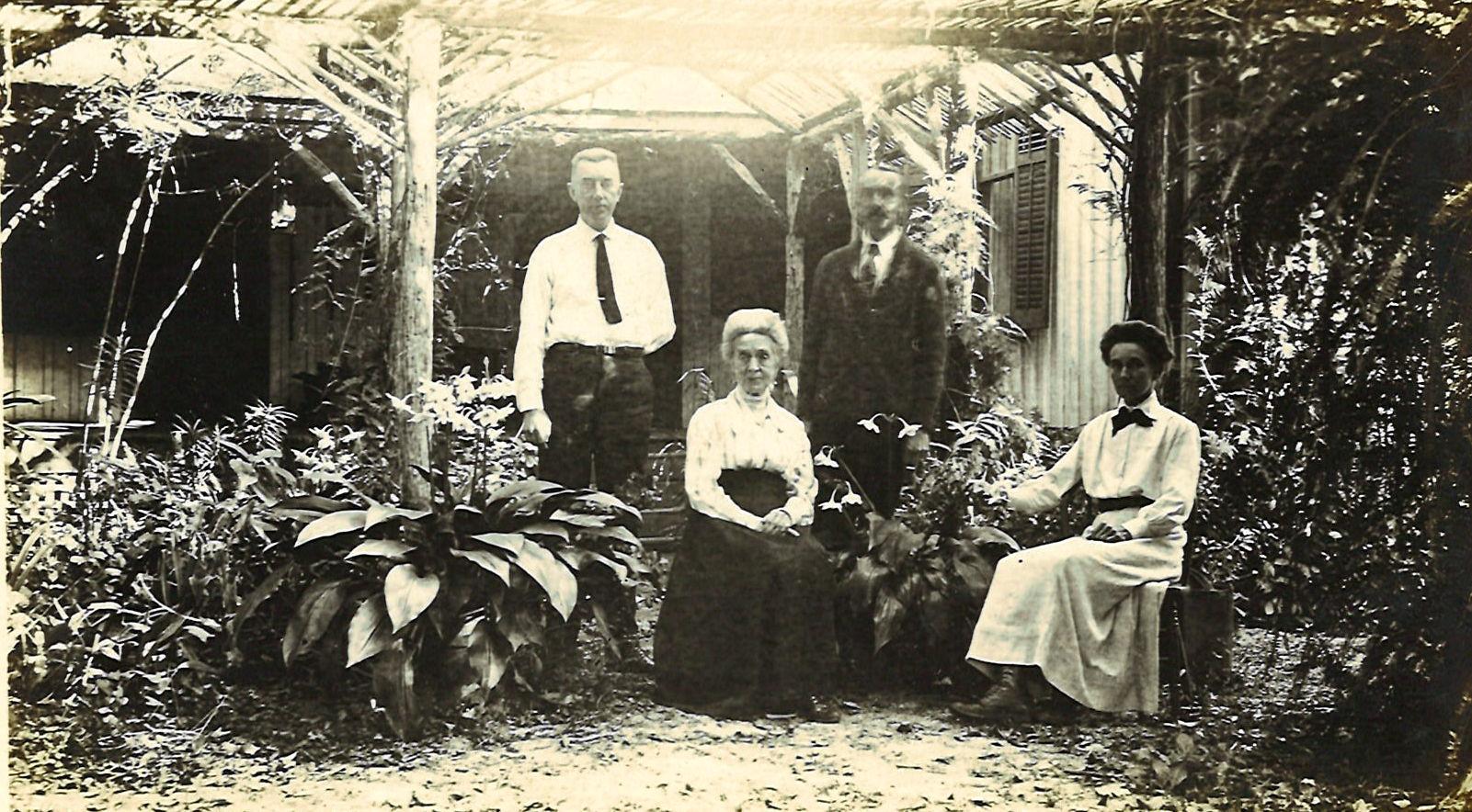 Cadman Family