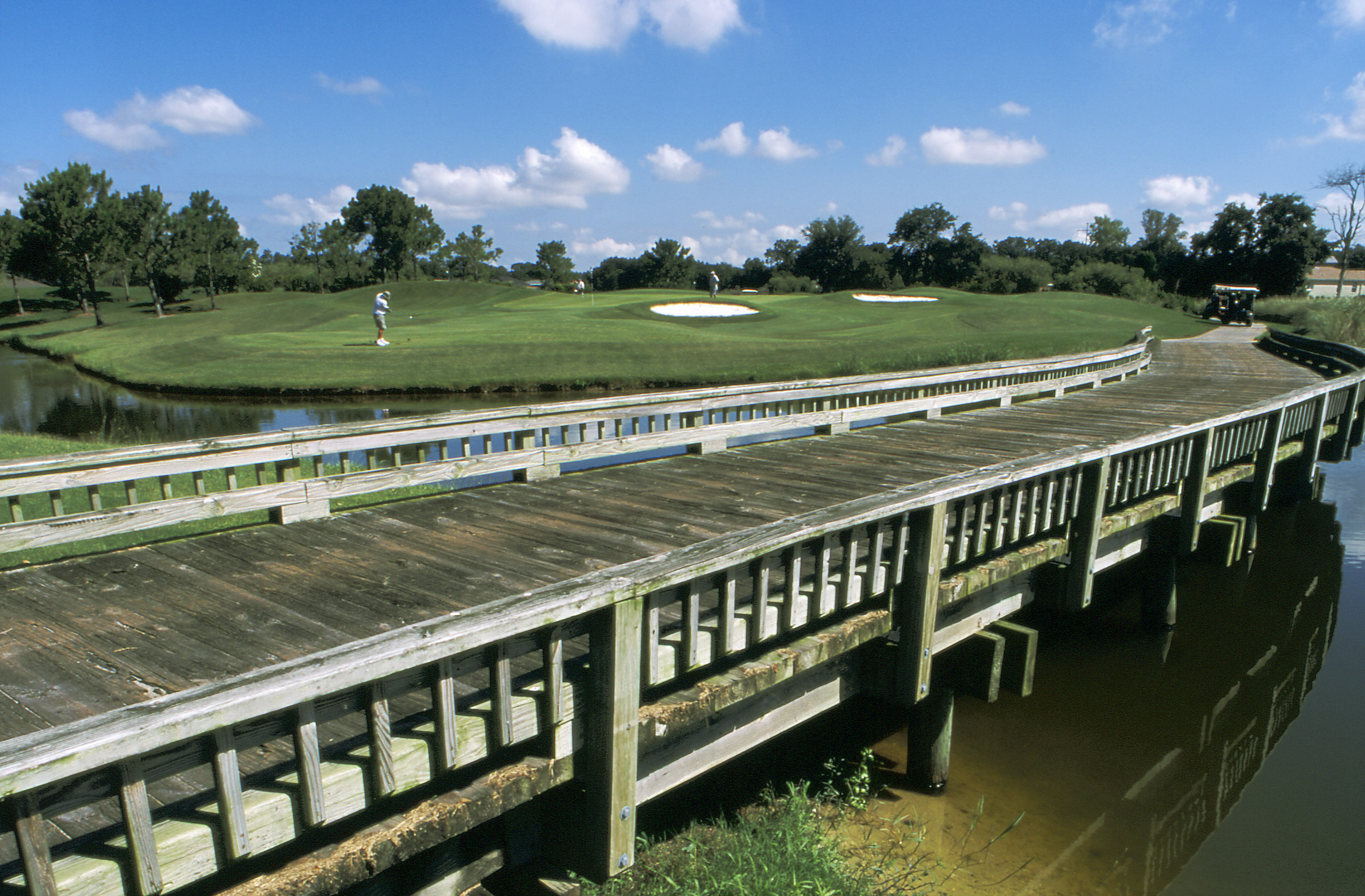 Eaglebrooke Golf and Country Club is a challenging championship