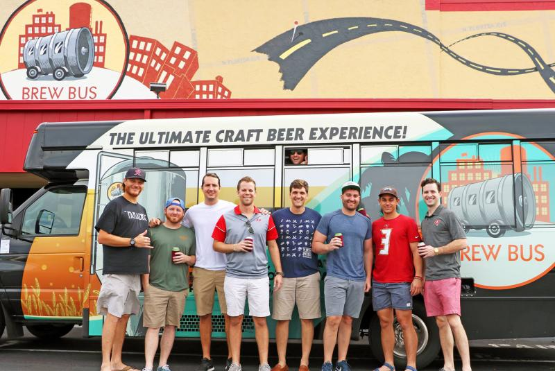 Tampa Brew Bus
