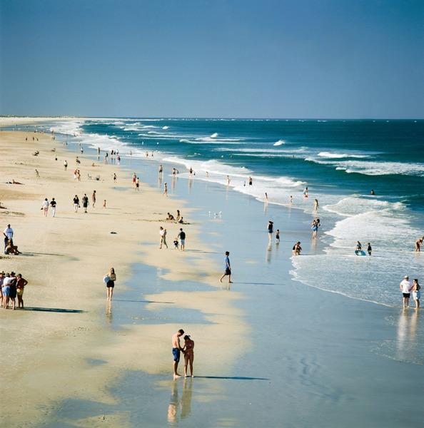 Miles of beaches