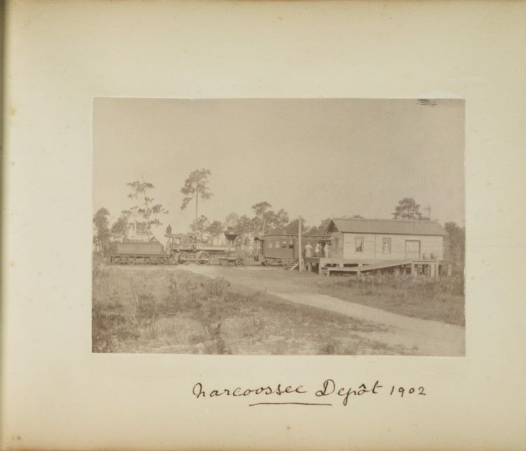Narcoossee Depot 1902
