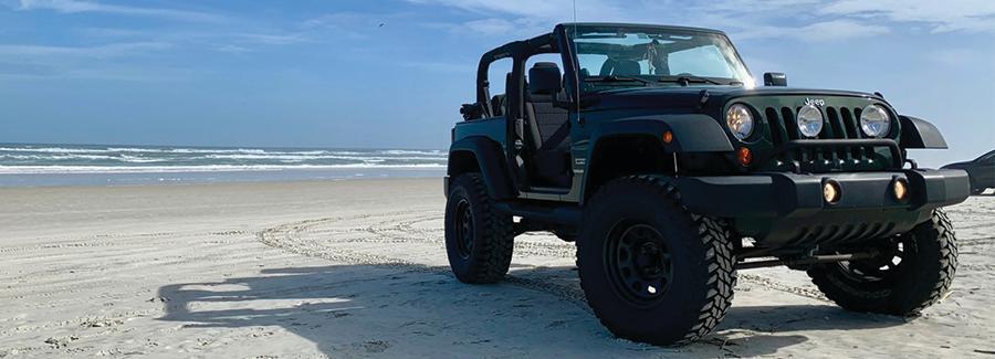 Cruise the Beach