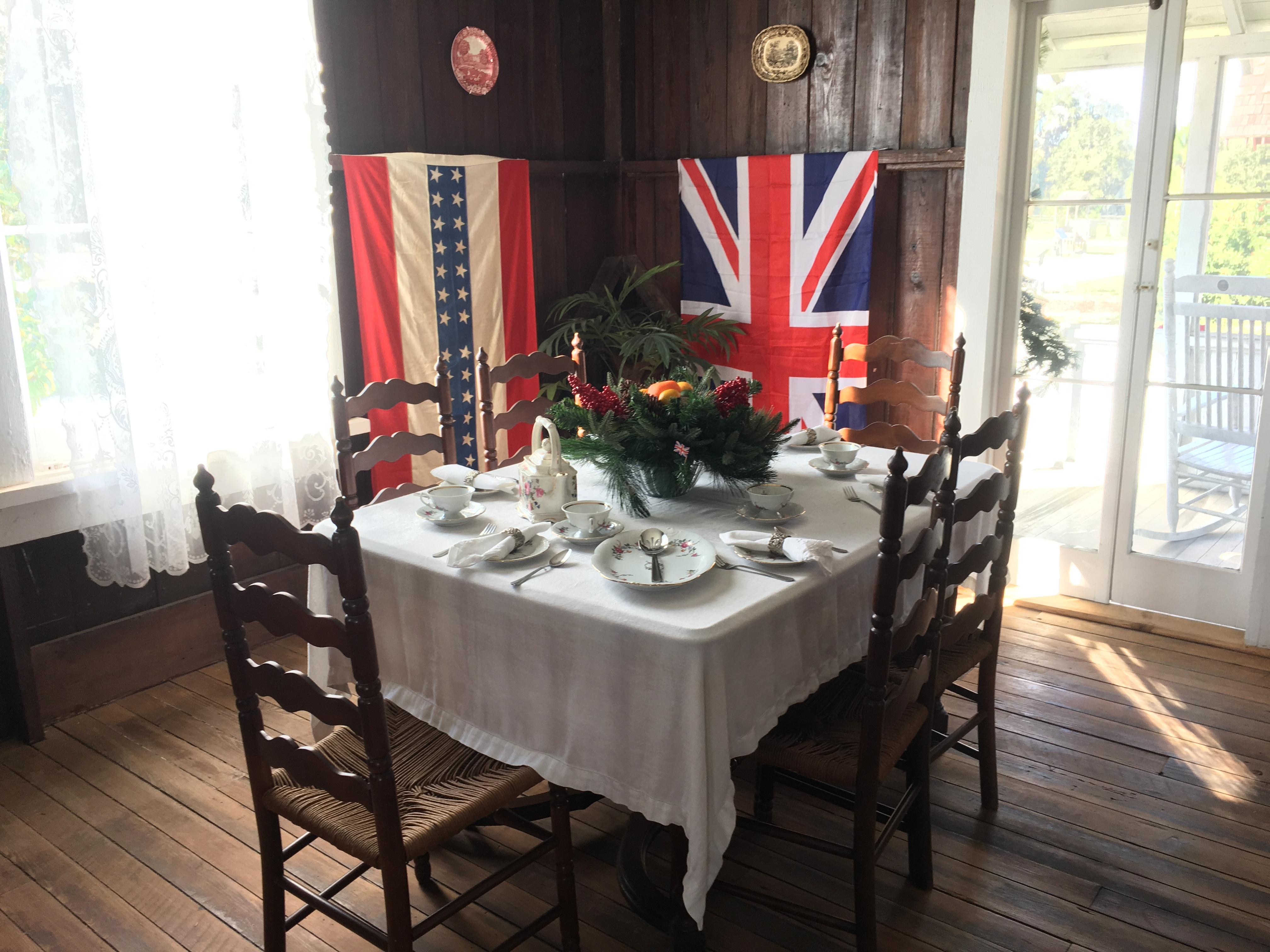 Cadman Dining room